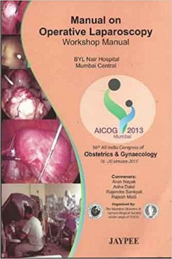 Manual Of Operative Laparoscopy Workshop Manual (PB) BooksInn Shop Pakistan