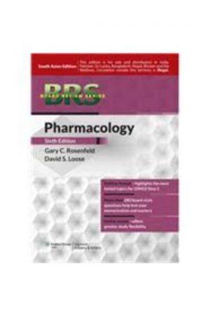 Brs Pharmacology 6/E (PB) BooksInn Shop Pakistan