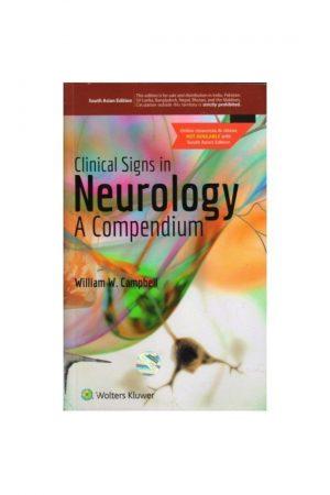 Clinical Signs In Neurology A Compendium (PB) BooksInn Shop Pakistan