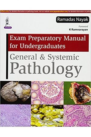 Exam Preparatory Manual For Undergraduates General & Systemic Pathology (PB) BooksInn Shop Pakistan