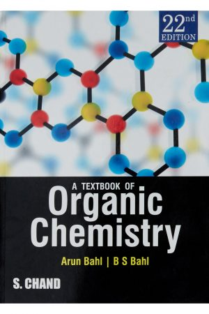 A Textbook Of Organic Chemistry 22/E (PB) BooksInn Shop Pakistan