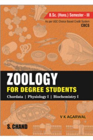 Zoology For Degree Students B.S.C. Hons Semester Iii (PB) BooksInn Shop Pakistan