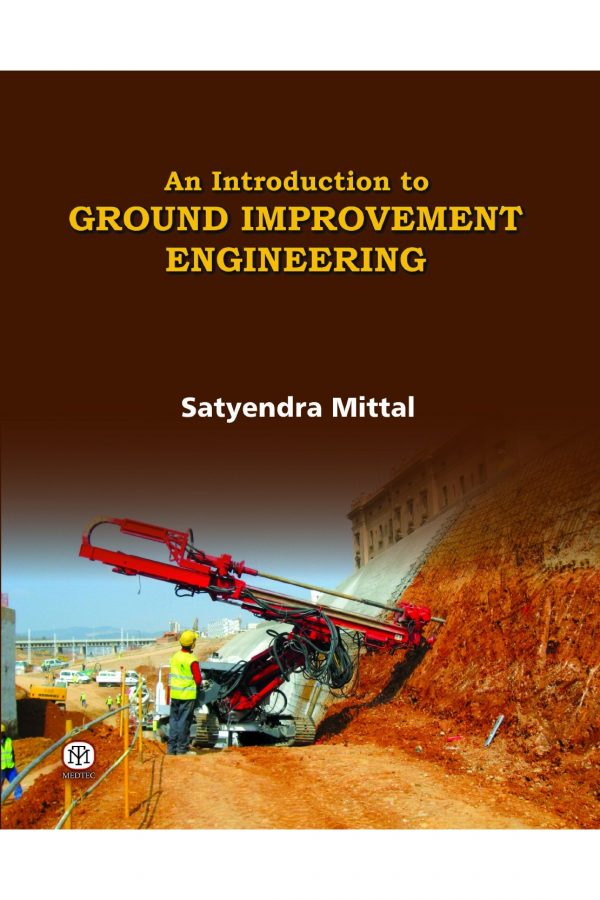 An Introduction To Ground Improvement Engineering (PB) BooksInn Shop Pakistan