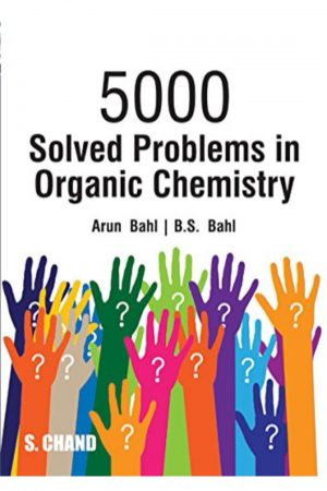 5000 Solved Problems In Organic Chemistry (PB) BooksInn Shop Pakistan
