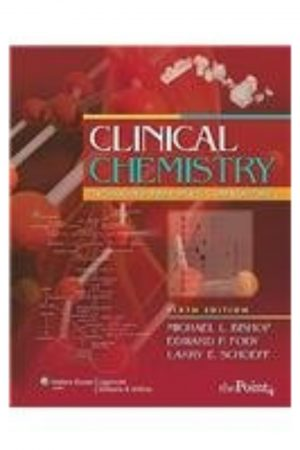 Clinical Chemistry Principles Techniques And Correlations 8/E (PB) BooksInn Shop Pakistan